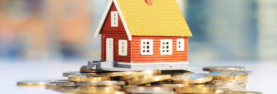 Maisons et d'appartements à vendre